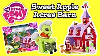 My Little Pony Sweet Apple Acres Barn