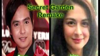 Secret Garden Remake - Basta't Kasama Kita - Jake Vargas