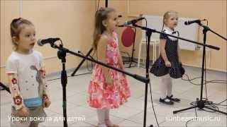 видео Уроки вокала для детей с 4 лет в Москве