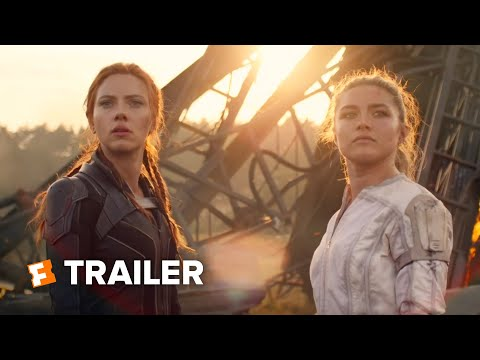 Black Widow New Trailer (2021) | Movieclips Trailers