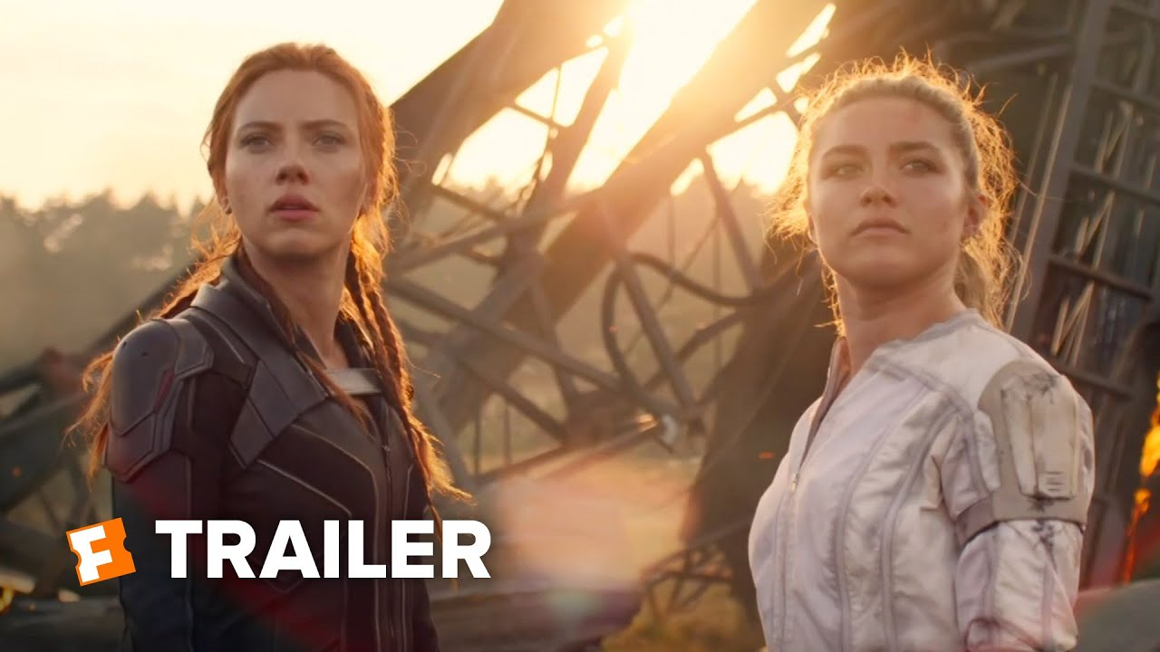 Black Widow New Trailer (2021) | Movieclips Trailers