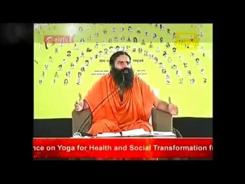 Swami Ramdev- Social And Economic Justice 22sep