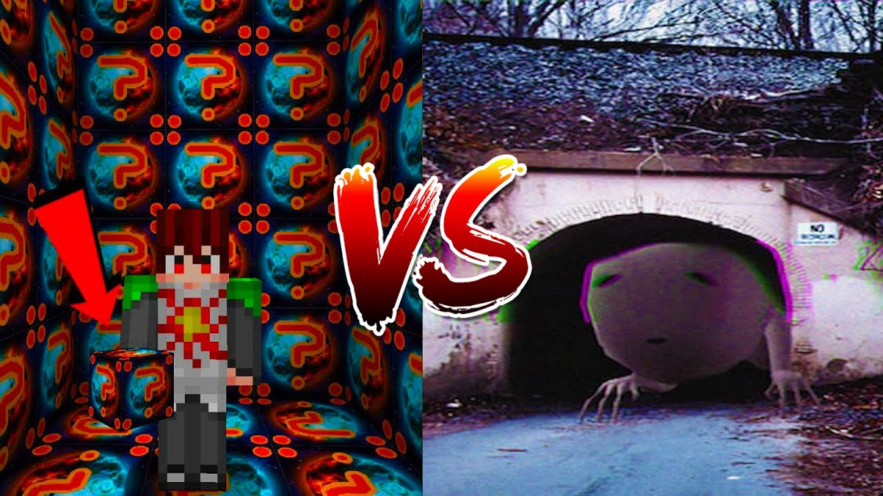 จะเกิดอะไรขึ้น เมื่อผมเปิดลักกี้บล๊อคดาวอนาคต ปะทะกับ หนอนใต้สะพาน ในมายคราฟ (Minecraft Lucky Block)