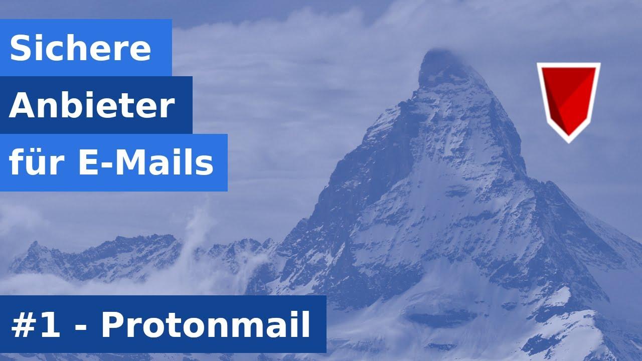 Sichere E-Mail Anbieter - #1 Protonmail
