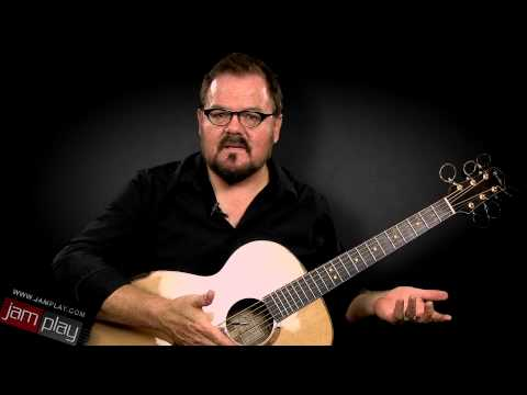 Don Ross: Altered Vs. Open Tunings