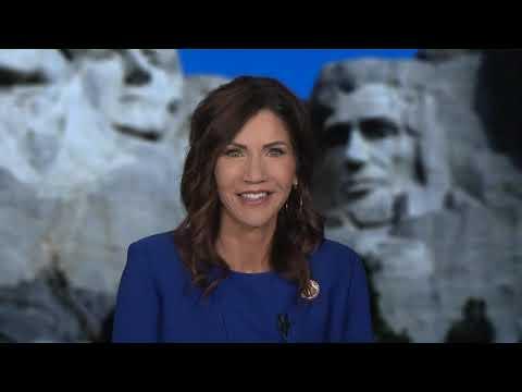 ELC 2021: Message from South Dakota Governor Kristi Noem