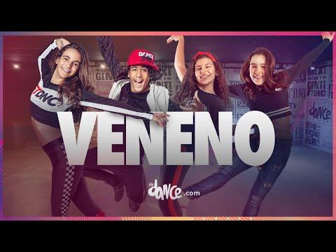 Veneno - Anitta  FitDance Teen Coreografía Dance