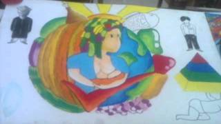 Nutrition Poster Making Contest-Ballesteros Distict