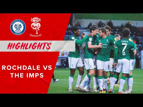 Rochdale Lincoln Goals And Highlights