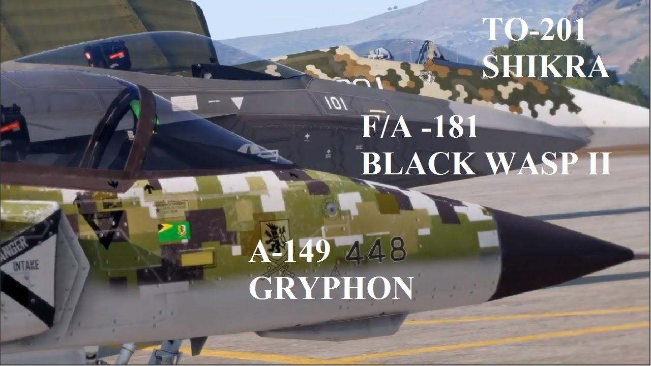 [Arma 3] JETs DLC ANNOUNCED: Jet footage!!