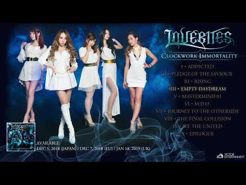 LOVEBITES 『CLOCKWORK IMMORTALITY』全曲試聴動画(Snippets) Mp3
