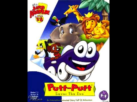 Putt-Putt Saves the Zoo Music - Arctic Land 2