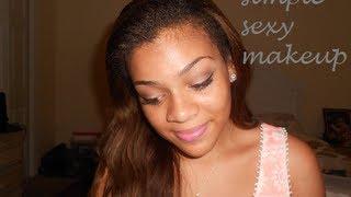 Simply Sexy Makeup Tutorial! Thumbnail