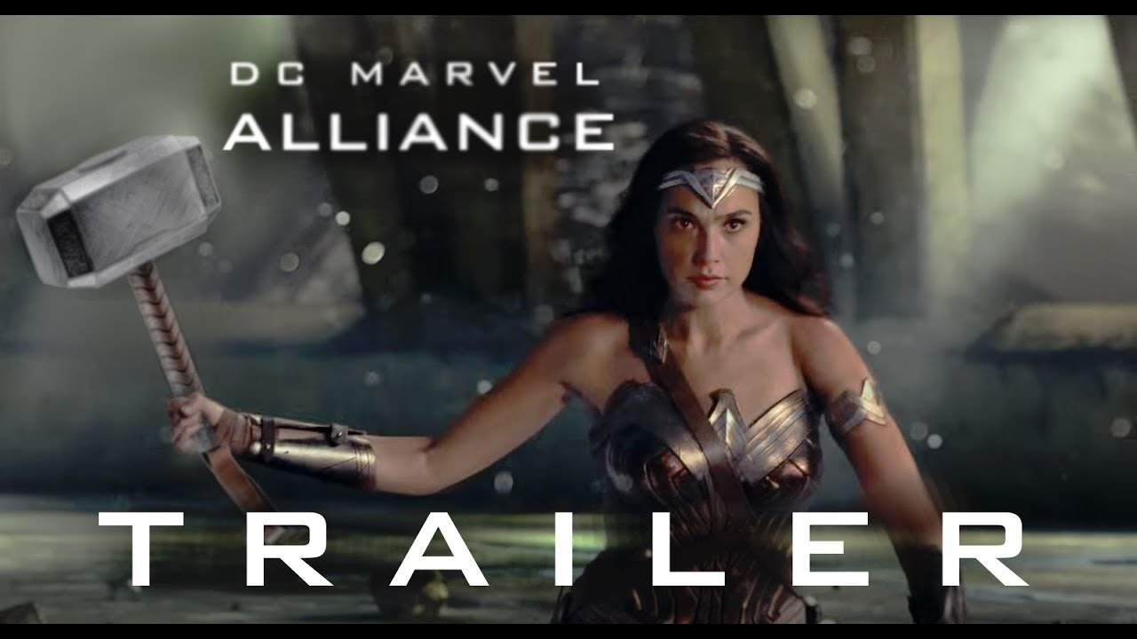 Download DC Marvel Alliance   Fan-Made Trailer