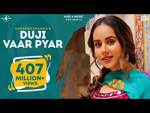 duji-vaar-pyar-|-sunanda-sharma-|-sukh-e-|-jaani-|-arvindr-k-|-official-video-|-mad-4-music