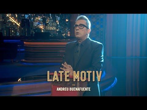 LATE MOTIV - Monólogo de Andreu Buenafuente. 'Amén'   #LateMotiv316