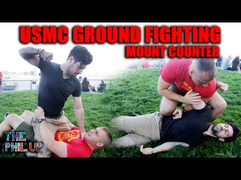 USMC Marine Corps Ground Fighting Defense