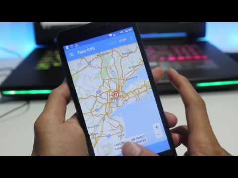 How To Set Fake GPS Location in Android (Without Root) [Fake GPS] (2016)