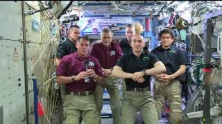 Expedition 49 Crew Hands Over the Space Station to Expedition 50