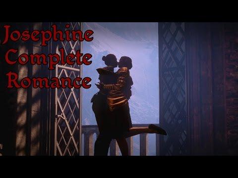 Dragon Age Inquisition - Josephine Complete Romance
