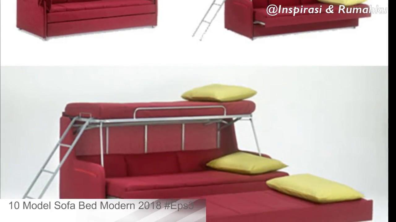 INILAH 10 Model Sofa Bed Modern Terbaru 2018 YouTube