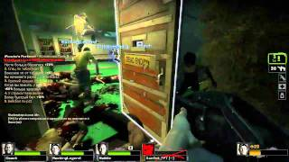 Left 4 Dead 2: More Noise Pollution (Team Killing Griefing)