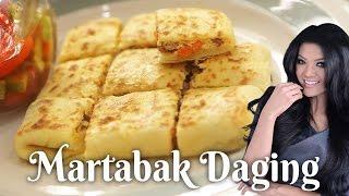 Resep Martabak Daging Cincang
