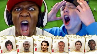 GAME OF MY LIFE vs KSI - FIFA 14