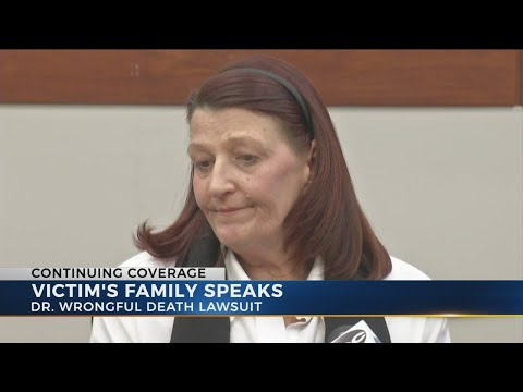 Attorney, family members discuss third wrongful death lawsuit filed against doctor, Mount Carmel