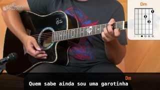 Malandragem - Cassia Eller (aula de violão simplificada)