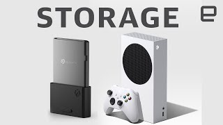 Next-gen Console Storage Explained