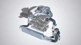 Moteur Audi V6 TDI Biturbo 385 CV à compresseur électrique
