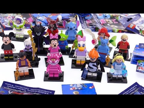Reseller mistakes & mania = delayed LEGO Disney series for me! - YouTube