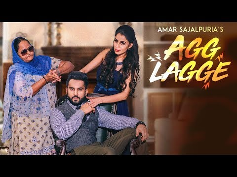 "Amar Sajaalpuria: Agg Lagge (Video Song) Jaymeet | Latest ""Punjabi Songs"" 2018 