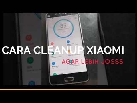 Cara jitu cleanup smartphone Xiomi agar performa terjaga