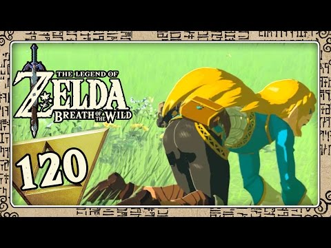 THE LEGEND OF ZELDA BREATH OF THE WILD Part 120: Links schönste Erinnerung