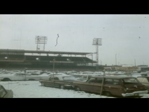 Crosley Field becomes impound lot