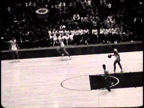 Northwestern Basketball vs. Iowa, 1/24/1959