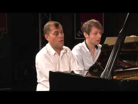 """""""Bildern aus Osten"""" de Robert Schumann par Hervé Billaut et Guillaume Coppola"""