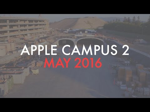 Apple Campus 2: May 2016 Update