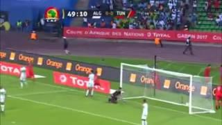 Алжир 1:2 Тунис | Кубок Африканских Наций 2017 | Обзор матча 19.01.2017 [HD]