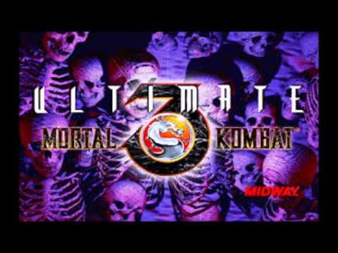 Ultimate Mortal Kombat 3 OST