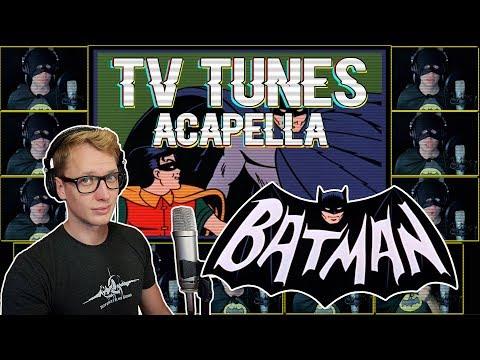 Batman (1960's TV Series Theme) - TV Tunes Acapella