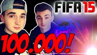 100.000 Abo-Special | BEST OF 5 vs. MarcelScorpion | FIFA 15