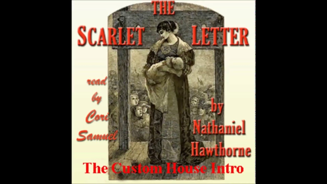 Custom House Scarlet Letter