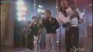 New Kids on The Block - You Got It (The Right Stuff) Live Performance