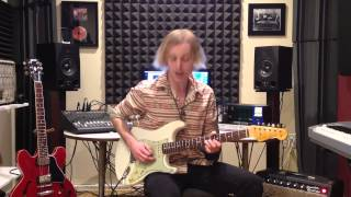 "How to Play ""Whipping Post"" by Duane Allman & Dickey Betts - Electric Blues Guitar Lesson"