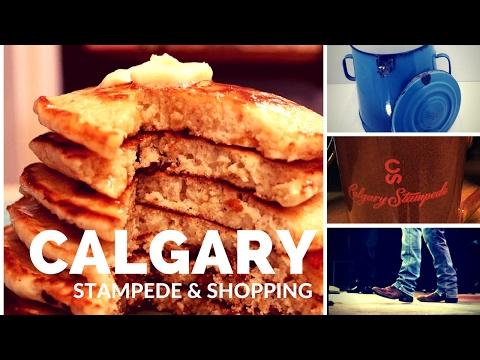 2017 CALGARY STAMPEDE EATS & TREATS