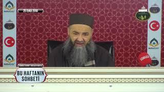 Cübbeli Ahmet Hocaefendi Ile Bu Haftanın Sohbeti 25 Eylül 2018
