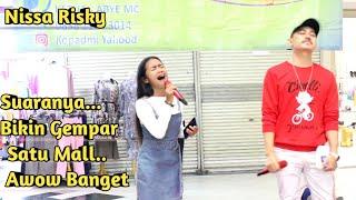 Download lagu NISSA RISKY PENYANYI GEROBAK DORONG BERSUARA MERDU